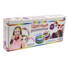 Набор в коробке (600 резиночек, станок, крючок, замки) 01785 1