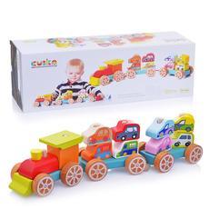 Поезд с машинками (38 дет. ) 13999 1