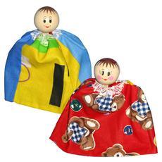 "Кукла-перевертыш ""Ванюша и Катюша"" Д-098 1"