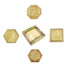 Игра-пазл в асс-те (бамбук, вид 14) Д157/Д399/GH6480 1