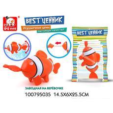 """Игрушка """"Рыбка"""" (со шнурком) 100795035/50434 1"""