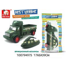 Машинка военная, с аксесс, инерц 50619/100794975 1