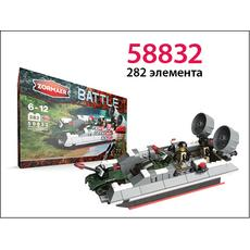 Конструктор ''Морской транспорт'' 282 эл. 58832 1