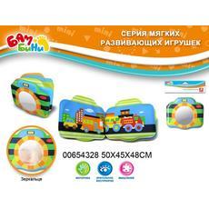 Книжка для купания с зеркальцем 7514/00654328/EH80325R 1