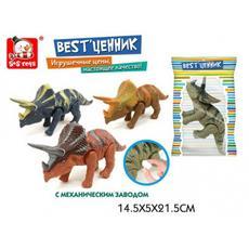 """Заводная игрушка """"Динозавр"""" в асс-те 50771/100998806 1"""