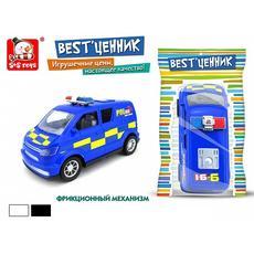 Машинка полиция инерционная 50628/100794930 1