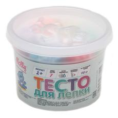 Тесто для лепки 7цв. (98 грамм) М1201 1