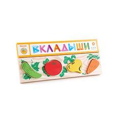 """Доска-вкладыш """"Овощи"""" 372-2 1"""