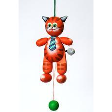 Котик-дергунчик (дерево) С115 1