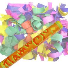 Пневмохлопушка в пластиковой тубе 60 см 8260 1