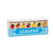 """Домино """"Фрукты-ягоды"""" 5555-5 1"""