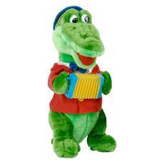 """""""Крокодил Гена """" с аккордеоном 21 см озвуч. V40652 1"""