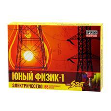"""Набор """"Юный физик Start"""" Электричество НР00015 (Научные развлечения) 1"""