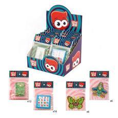Игры-малышки Логические, Головоломки, диспл. 90052ACDE 1