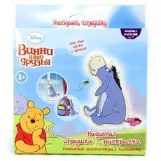 """Набор для раскрашивания надувной игрушки """"Ослик Ушастик"""" (Дисней) текстиль 33073 1"""