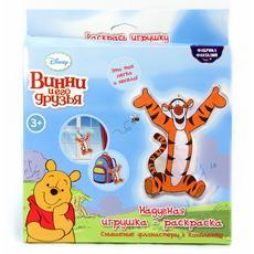 """Набор для раскрашивания надувной игрушки """"Тигруля"""" (Дисней) текстиль 33072 1"""
