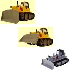 Бульдозер С-14-Ф 1