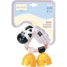 Погремушка-зебра 33929-1 1