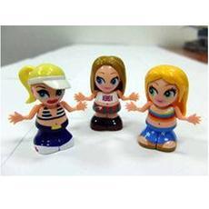 """Кукла """"Микро дансер"""" в асс-те 4251-4257. 1"""