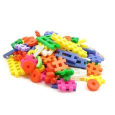 "Конструктор ""Малыш 1"" 36 деталей пластик 1"