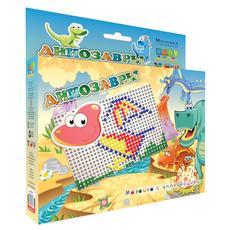 "Мозаика серии ""BABY MOSAIC"" Динозавры 00-017 1"