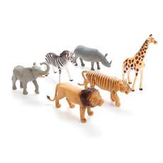 """Дикие животные африки """"играем вместе"""" DBC990816 1"""
