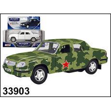 ГАЗ Армейская 31105 33903 1
