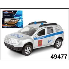 "RENAULT DUSTER ""ДПС"" 1:38 49477 1"