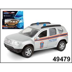 "RENAULT DUSTER ""МЧС"" 1:38 49479 1"
