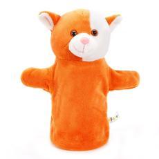 "Кукла на руку ""Рыжий кот"" 25 см 939567 1"