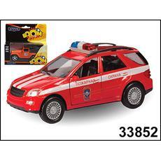 "Машина ""GERMANY ALLROAD"" Пожарная охрана 1:36 33852 1"