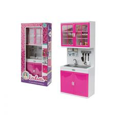 Кухня юной хозяйки с мойкой BellaCocina (набор посуды, откр. двер. ) 62058 1