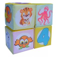 Кубики Фауна Д-199-13 1