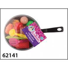 """Набор """"Сковородка с набором продуктов"""" 62141 1"""