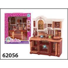 Кухня юной хозяйки BellaNatura (свет, звук, посуда) 62056 1