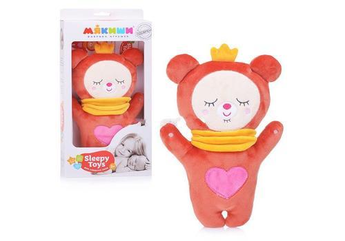 """Мякиши """"Sleepy Toys"""" Мишка 432 1"""
