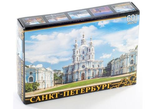 ПАЗЛЫ 60 элементов. Санкт-Петербург. Смольный монастырь 7949 1