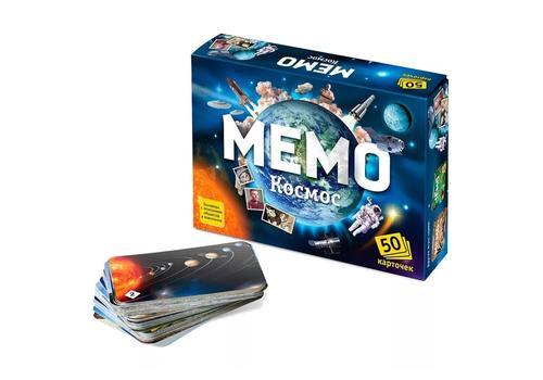 "Мемо ""Космос"" (50 карточек) 7208 1"