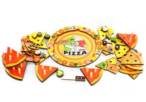 Пицца 7918 54 элемента, 5 слоев 2