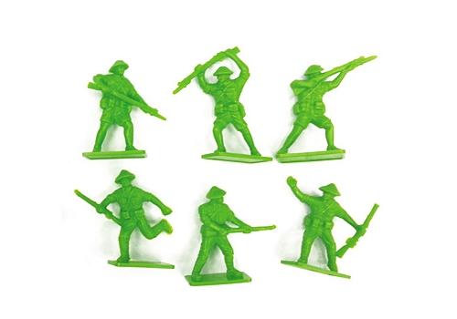 """Солдатики """"Гарнизон"""" (6 шт. в наборе) И-7646 1"""