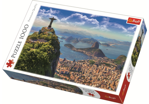 "Пазл 1000  ""Рио-де-Жанейро"" 10405 1"