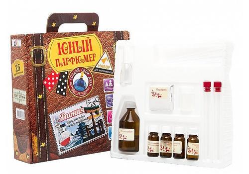 """Юный парфюмер в чемоданчике 715 """"Путешествие по ароматам """"Япония"""" 1"""