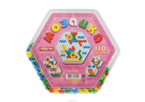 Мозаика (диаметр 13мм/110 деталей) 1034 1