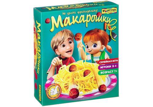 """Настольная семейная игра Ф85268 """"Макарошки"""" 1"""