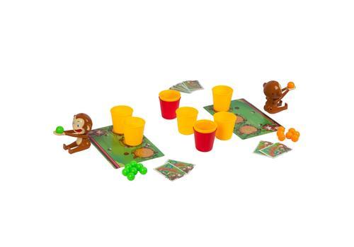 """Настольная семейная игра Ф86180 """"2 безумные обезьяны"""" 3"""