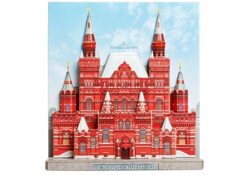 УмБум493 Исторический музей. Москва в миниатюре 1