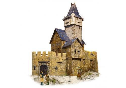 УмБум294 Охотничий замок 1