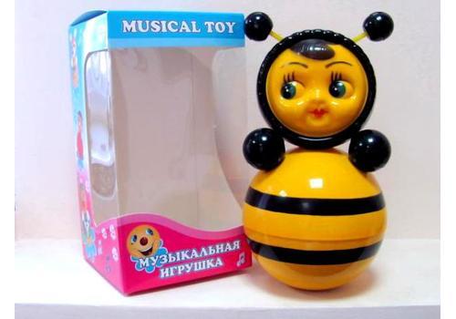 Неваляшка 6С-0011 Пчелка 22 см. 1