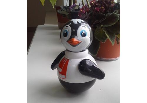 Неваляшка 6С-0013 Пингвиненок 15 см 2