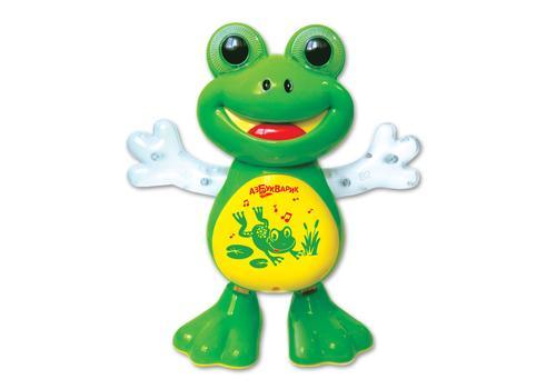 Танцующая лягушка 2